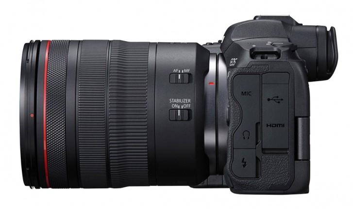 Canon: Αν θέλετε κάτι εξαιρετικά αποδοτικό, επιλέξτε την νέα κάμερα EOS R5 με αισθητήρα πλήρους καρέ 45MP και εγγραφή βίντεο 8K RAW 2