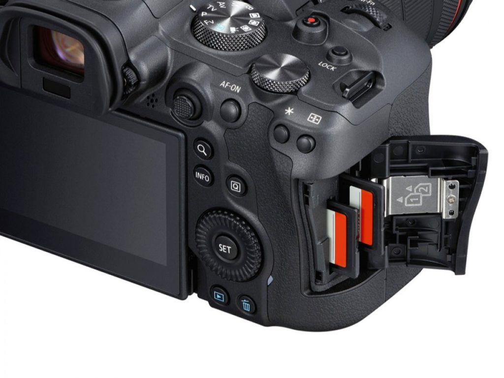 Canon: Αν θέλετε κάτι εξαιρετικά αποδοτικό, επιλέξτε την νέα κάμερα EOS R5 με αισθητήρα πλήρους καρέ 45MP και εγγραφή βίντεο 8K RAW 4