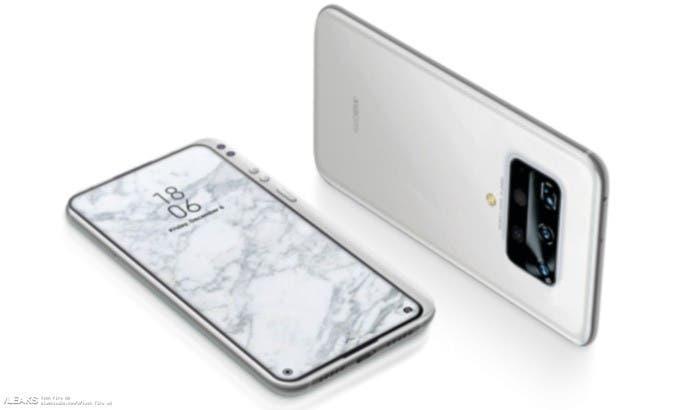 Xiaomi Mi MIX 2020: Δείτε εικόνες που έχουν διαρρεύσει και προβάλλουν μια εντελώς νέα σχεδίαση 1