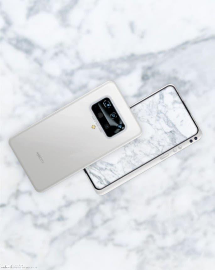 Xiaomi Mi MIX 2020: Δείτε εικόνες που έχουν διαρρεύσει και προβάλλουν μια εντελώς νέα σχεδίαση 2