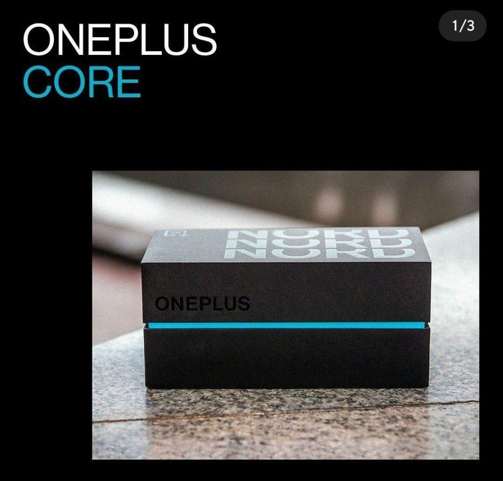 Έχει αποκαλυφθεί ο νέος σχεδιασμός κουτιού του OnePlus Nord 2