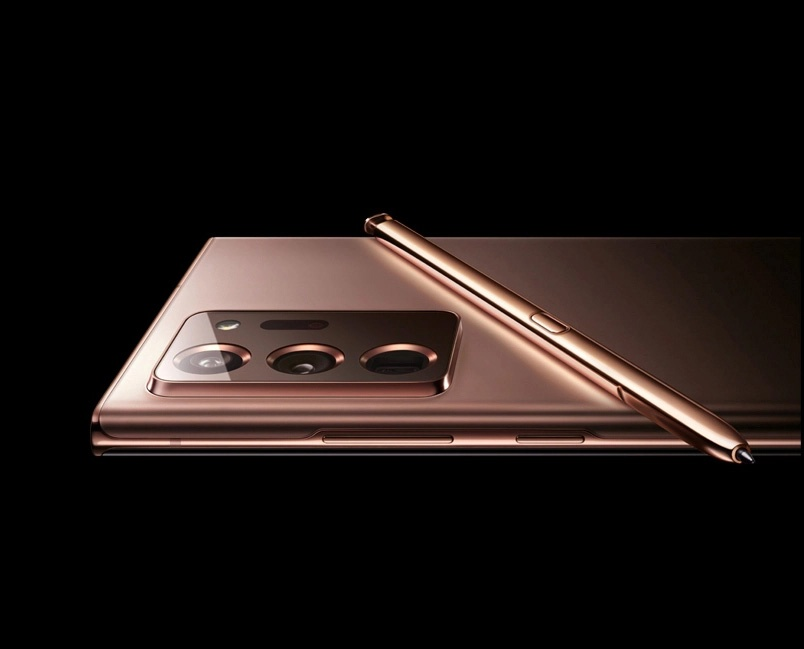 """Η Samsung διέρρευσε το Galaxy Note20 Ultra στο """"Mystic Bronze"""" 2"""