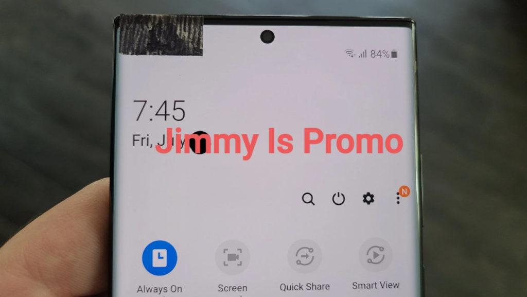 Ορίστε κύριοι η πρώτη live διαρροή εικόνων του Galaxy Note 20 Ultra! 4