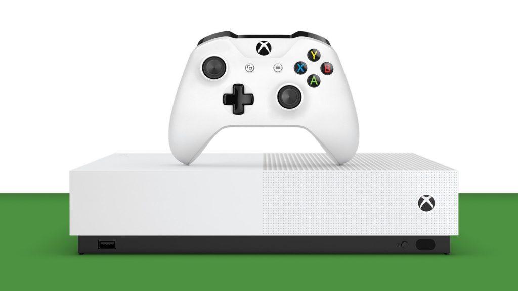 Διακοπή παραγωγής για τα Xbox One X και Xbox One S All-Digital Edition. 1