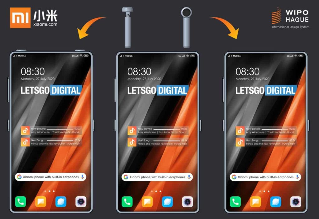 Η Xiaomi κατοχυρώνει με δίπλωμα ευρεσιτεχνίας ένα smartphone με ενσωματωμένο ασύρματο ακουστικό 2