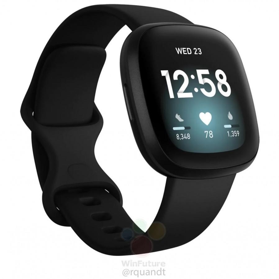 Τα Fitbit Sense, Versa 3 και Inspire 2 εμφανίζονται σε διαρροές με σχεδίαση χωρίς κουμπιά 4