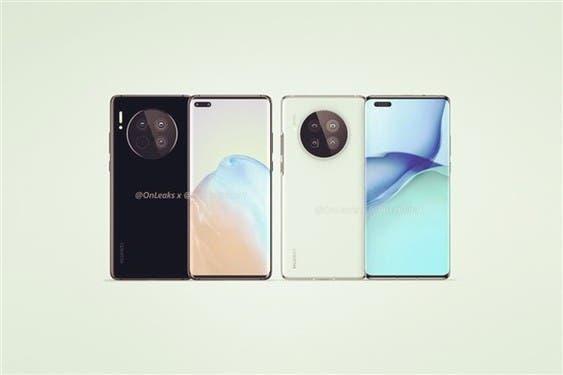 Νέα live φωτογραφία από την πίσω πλευρά του Huawei Mate 40 Pro 2
