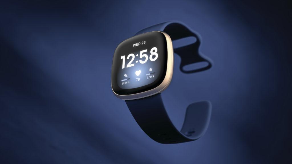 Το νέο ρολόι Fitbit Sense των 329 $ παρακολουθεί την απόκριση στο άγχος σας και την υγεία της καρδιάς σας 7