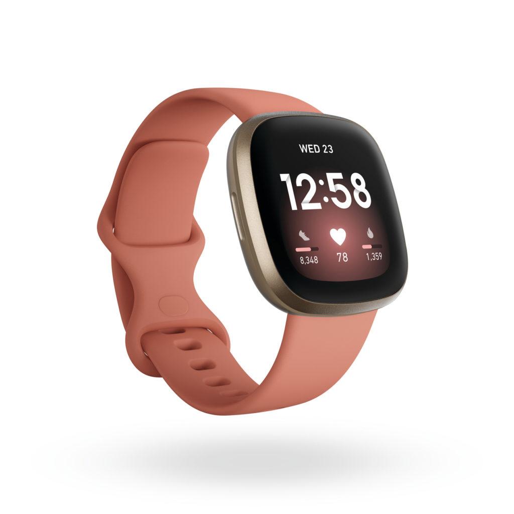 Το νέο ρολόι Fitbit Sense των 329 $ παρακολουθεί την απόκριση στο άγχος σας και την υγεία της καρδιάς σας 8