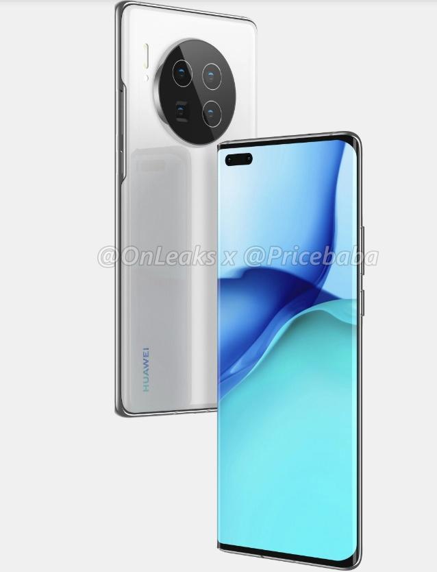 Σε νέο φωτογραφικό υλικό το Huawei Mate 40 Pro εμφανίζεται με καμπυλωτή οθόνη και επιπλέον κάμερα 1