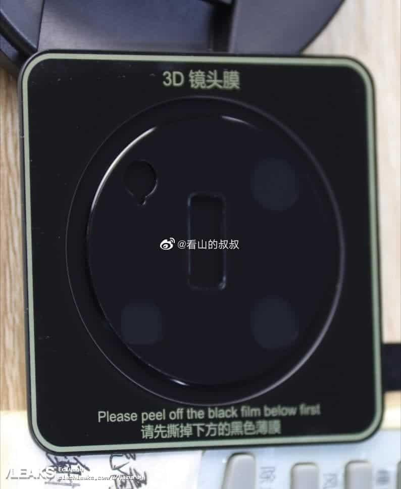 Νέα live φωτογραφία από την πίσω πλευρά του Huawei Mate 40 Pro 1