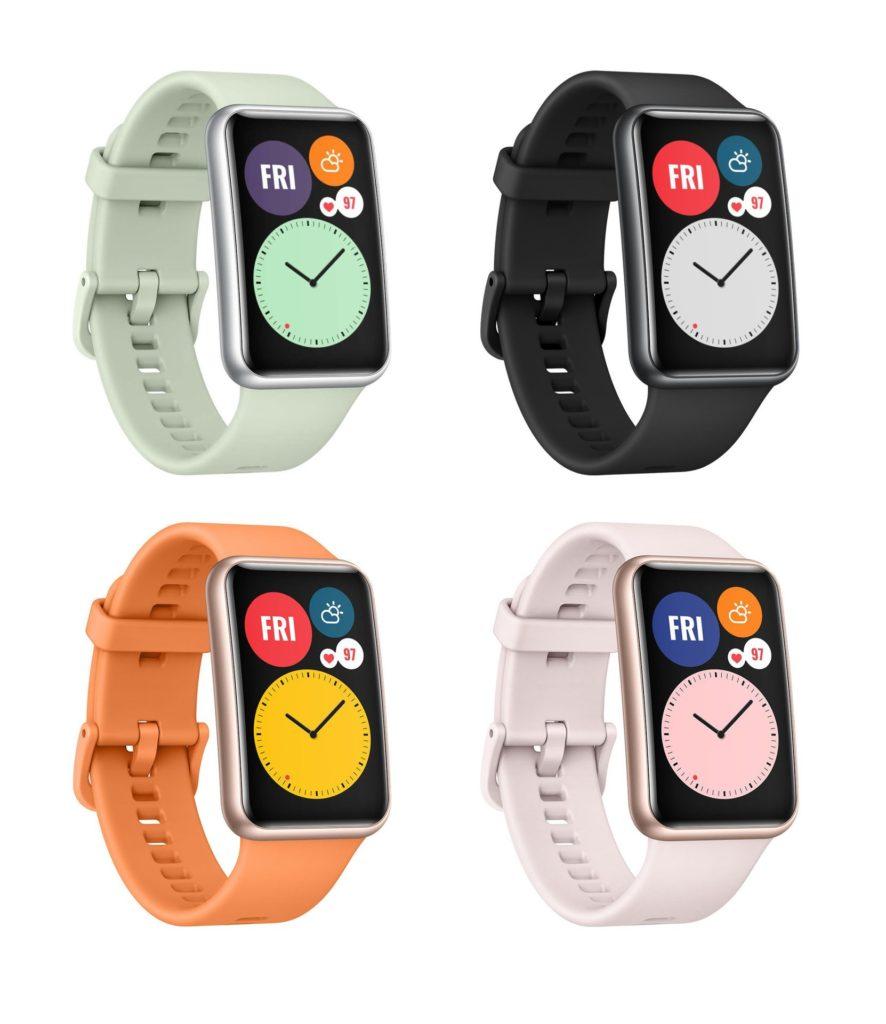 Διέρρευσαν χαρακτηριστικά και λοιπά στοιχεία για το Huawei Watch Fit 1
