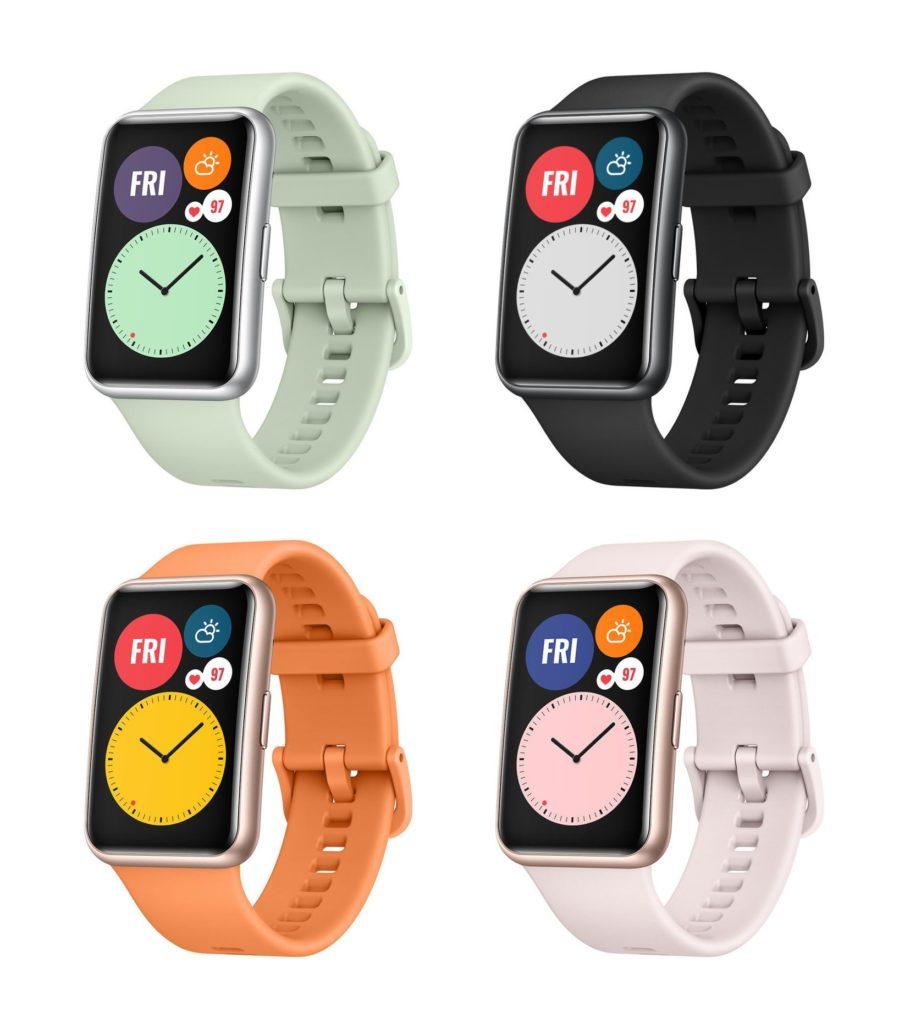 Διέρρευσαν χαρακτηριστικά και λοιπά στοιχεία για το Huawei Watch Fit 2