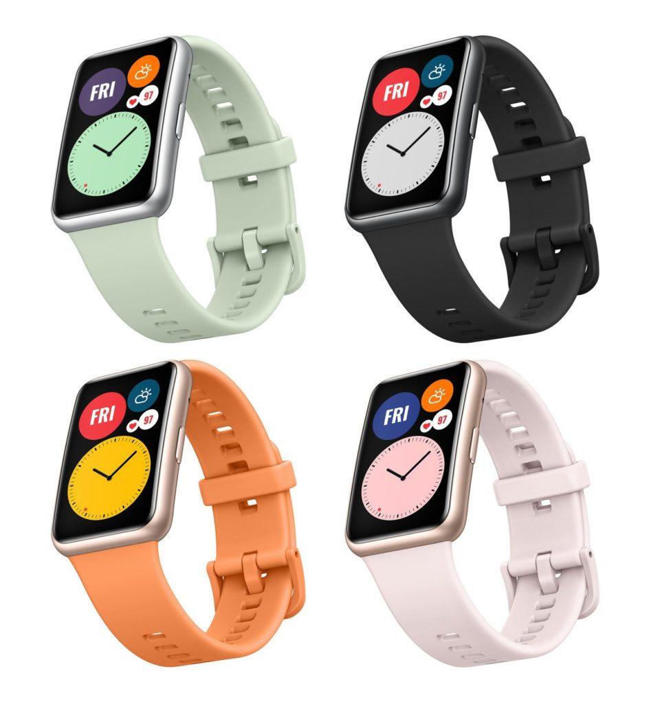 Διέρρευσαν χαρακτηριστικά και λοιπά στοιχεία για το Huawei Watch Fit 3