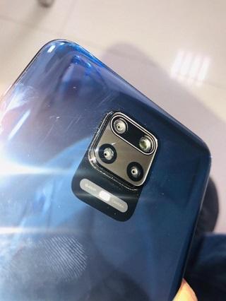 Συγκεντρώνεται πολλοί σκόνη στις κάμερες των Redmi Note 9, Note 9S & Note 9 Pro και προτείνεται η αντικατάσταση συσκευών 1