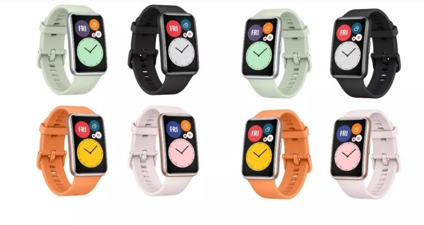 Κανονικά και επίσημα το νέο Huawei Watch Fit με οθόνη AMOLED, παρακολούθηση καρδιακού ρυθμού, λειτουργία AOD και τιμή 110 $ 1