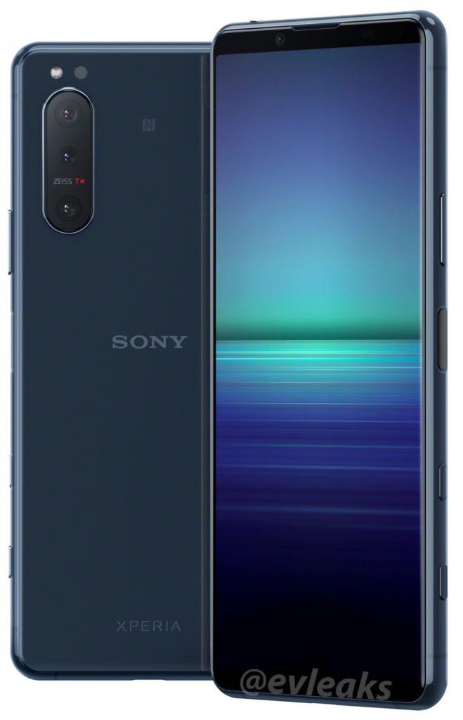 Διαρροή των τελευταίων ωρών δείχνει το Sony Xperia 5 II με φακούς ZEISS T *, αλλά χωρίς αισθητήρα 3D ToF 1