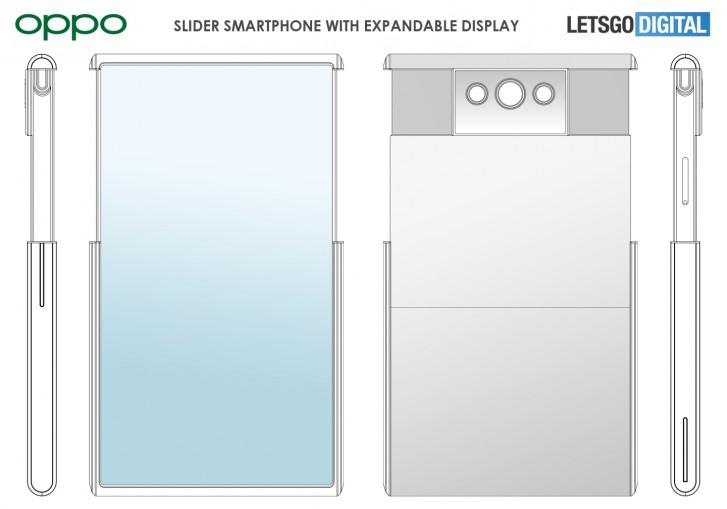 H Oppo κατοχυρώνει νέο σχεδιασμό smartphone με επεκτάσιμη οθόνη 1