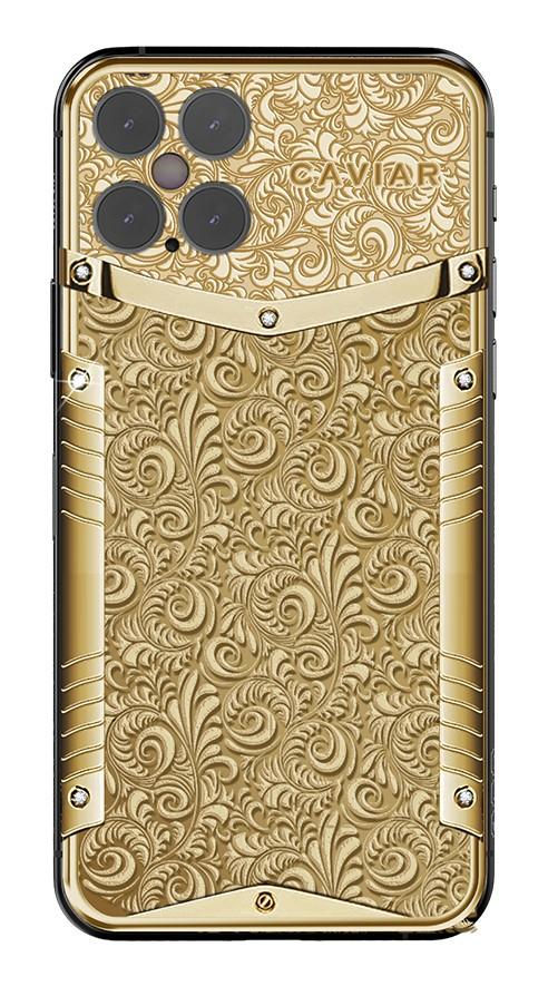 Στολισμένο με χρυσό το iPhone 12 Pro και αξία που αγγίζει τα 23.380 $ 1