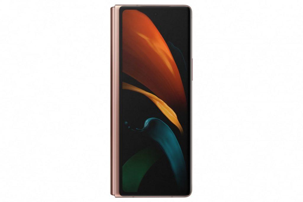 Κλείνοντας το σημερινό event, η Samsung αναφέρθηκε και στο Galaxy Z Fold2 1