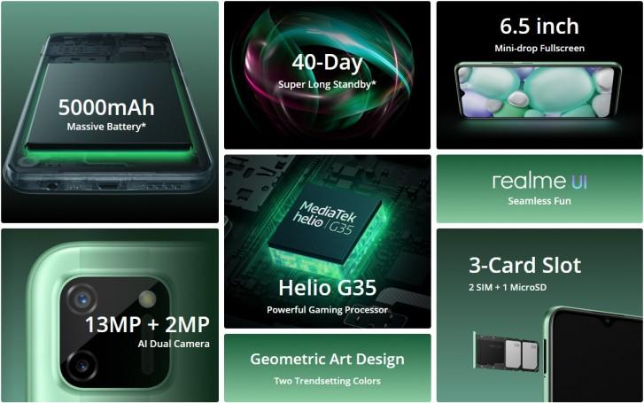 Στις 26 Αυγούστου ξεκινά εμπορικά το νέο Realme C11 στην Ευρώπη 1