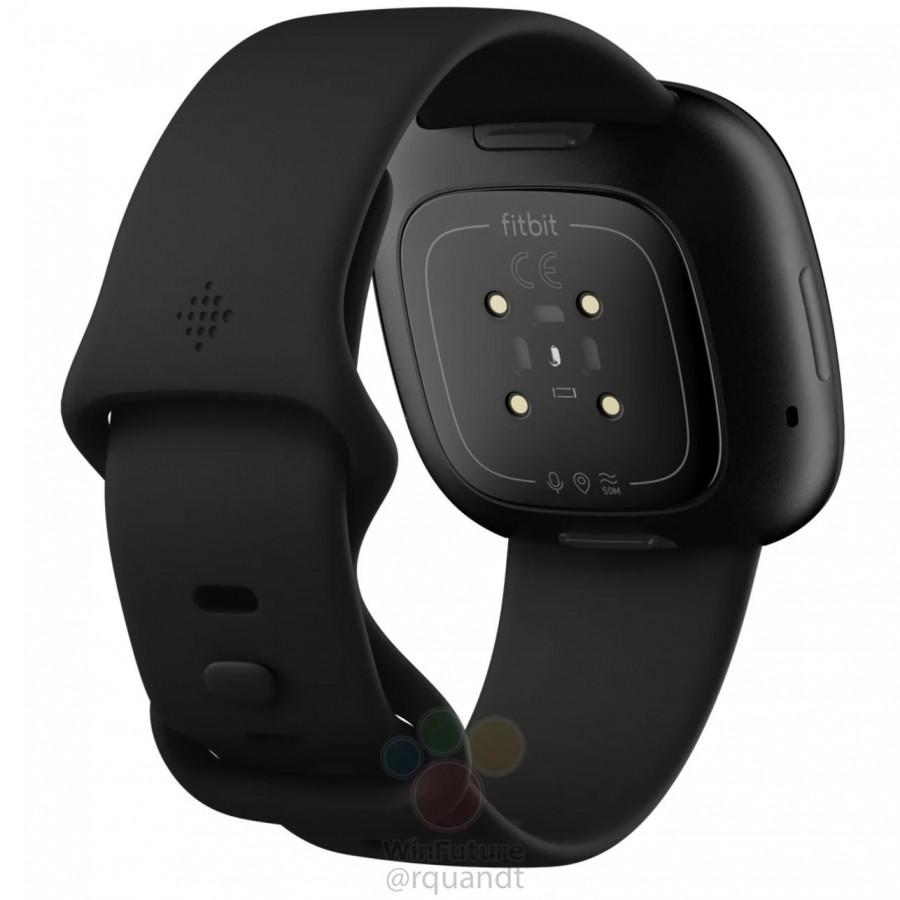 Τα Fitbit Sense, Versa 3 και Inspire 2 εμφανίζονται σε διαρροές με σχεδίαση χωρίς κουμπιά 1