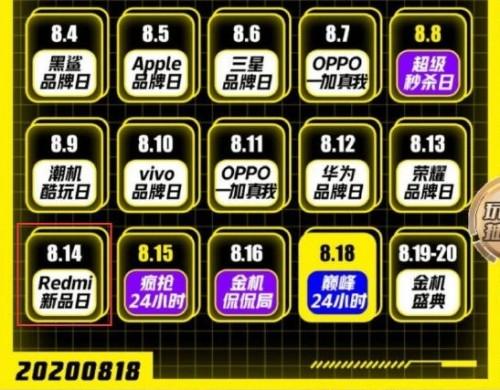 Στις 14 Αυγούστου θα δούμε μάλλον το νέο Redmi K30 Ultra 4
