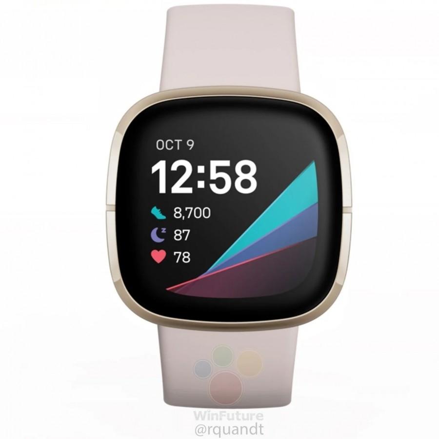 Τα Fitbit Sense, Versa 3 και Inspire 2 εμφανίζονται σε διαρροές με σχεδίαση χωρίς κουμπιά 5