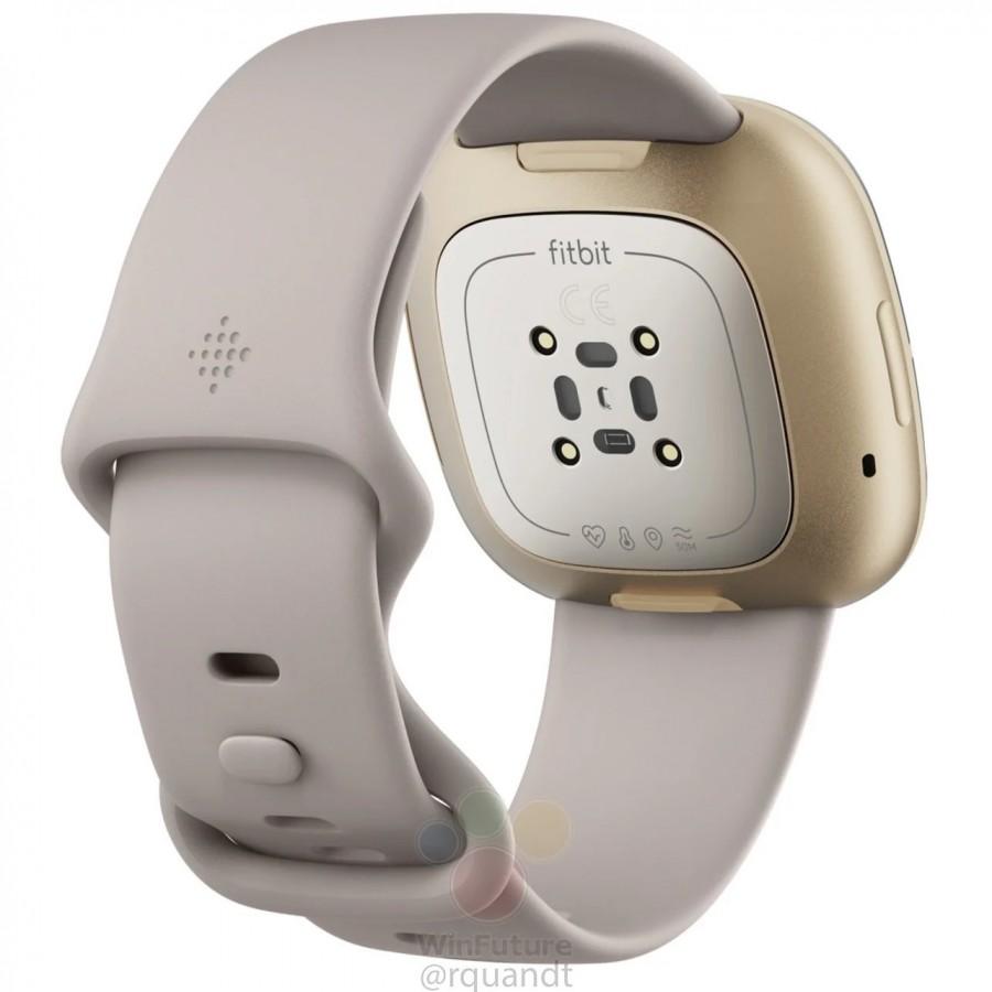 Τα Fitbit Sense, Versa 3 και Inspire 2 εμφανίζονται σε διαρροές με σχεδίαση χωρίς κουμπιά 6