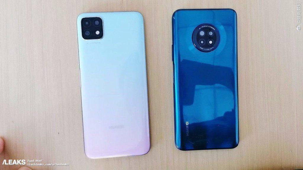 Αυτές είναι οι προδιαγραφές και τα σχέδια της Huawei για τα μοντέλα Enjoy 20 και 20 PLUS 1