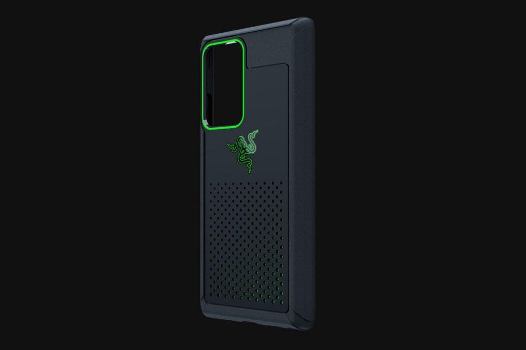 Η Razer δημιούργησε μια ειδική θήκη απαγωγής θερμότητας για τα Galaxy Note20 και Note20 Ultra 1