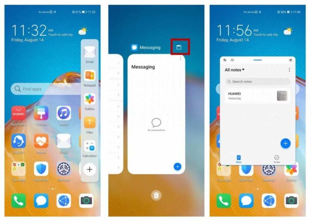 Είναι σαφές πως το Huawei EMUI 11 θα λάβει μόνο ορισμένες επιλεγμένες δυνατότητες του Android 11 1