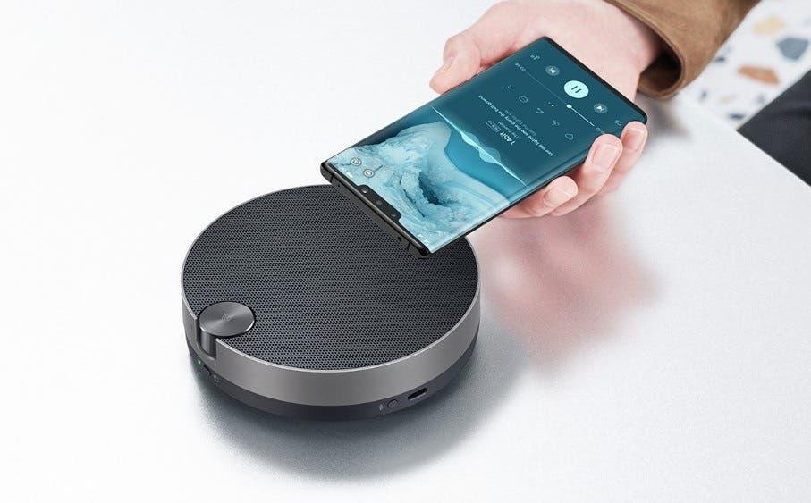 Το φορητό ηχείο Bluetooth FreeGO Huawei πωλείται προς $ 132 1