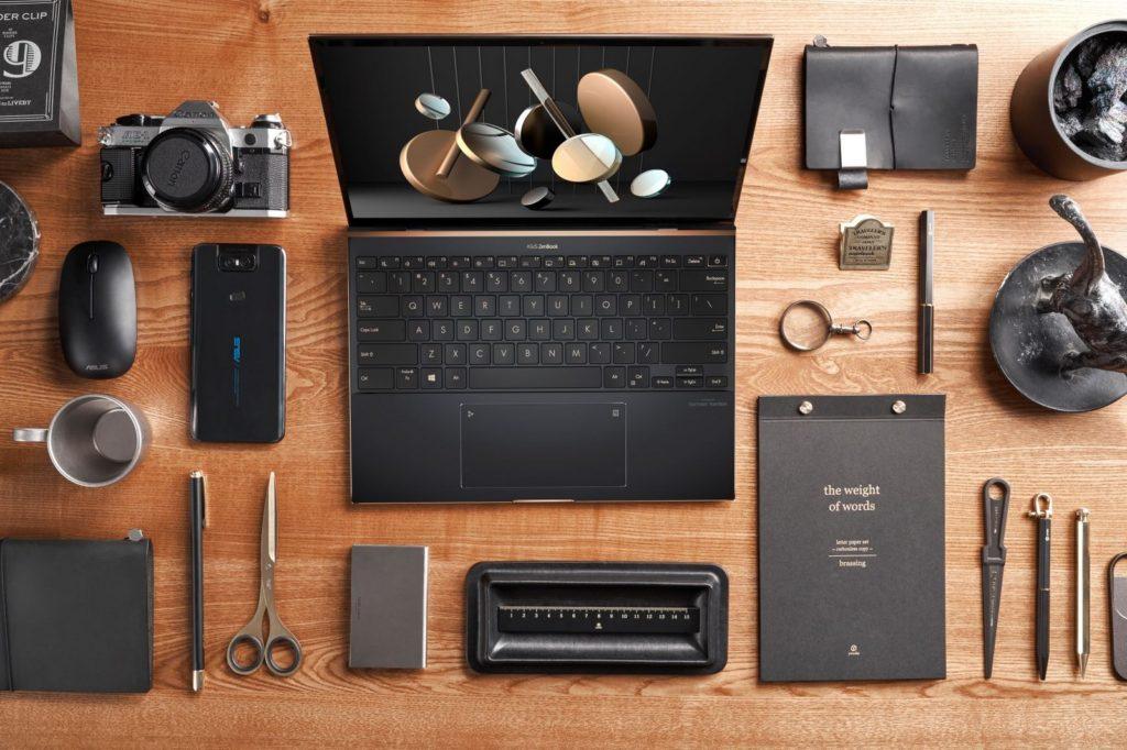 """Τα πιο πρόσφατα ZenBooks της ASUS διαθέτουν σχέδια OLED και """"Intel Evo"""" 3"""