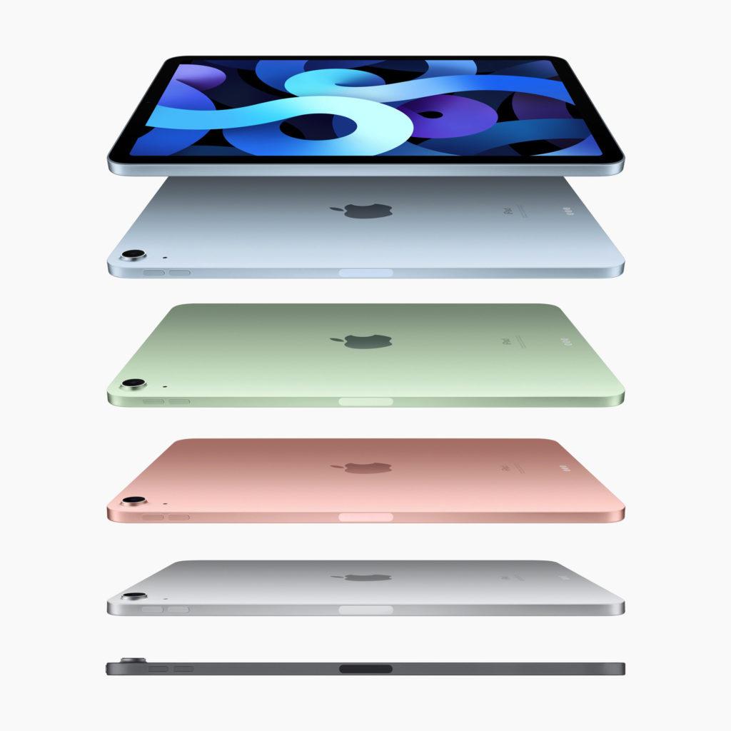 Το πολύχρωμο νέο iPad Air της Apple μοιάζει πολύ με το iPad Pro, ενώ το iPad 8th (2020) μοιάζει με τον προκάτοχό του! 1