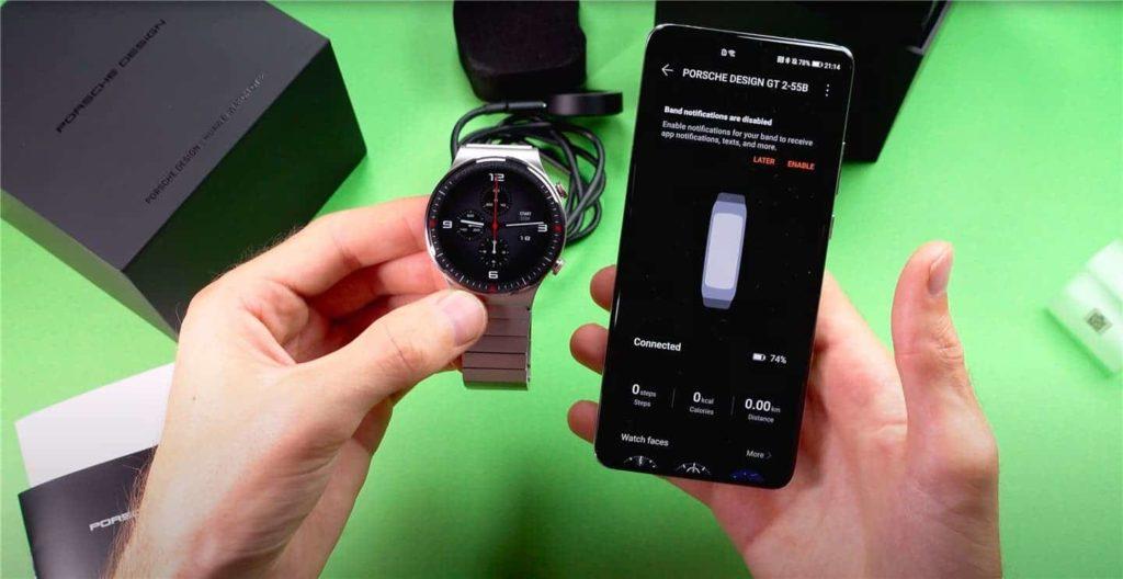 Διαρροές αποκαλύπτει το Huawei Watch GT2 Pro Porsche Design Edition 3