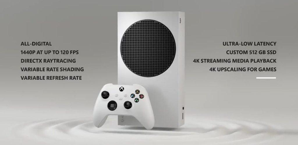 Σε βίντεο επίδειξης φανερώνεται το Xbox Series S και είναι το μικρότερο Xbox με υποστήριξη 2K 120fps και SSD 512 GB 4