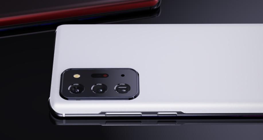 Το Galaxy S21 / S30 Ultra concept υποδεικνύει τη νέα τεχνολογία κάμερας της Samsung 2