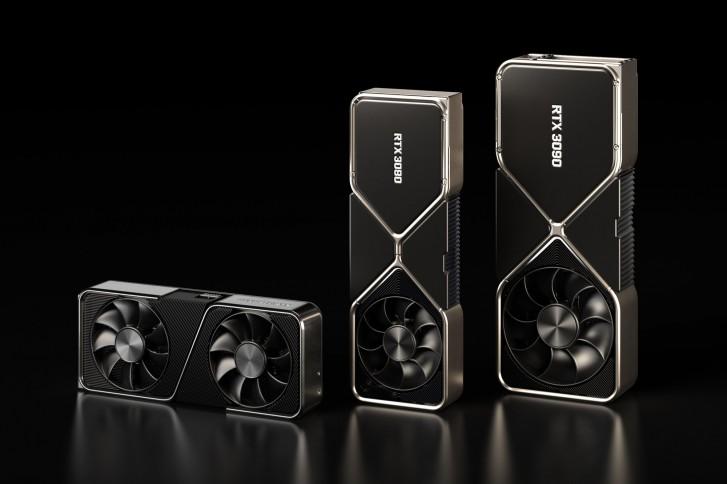 Η Nvidia ανακοινώνει νέες κάρτες γραφικών RTX 3090, 3080 και 3070 1