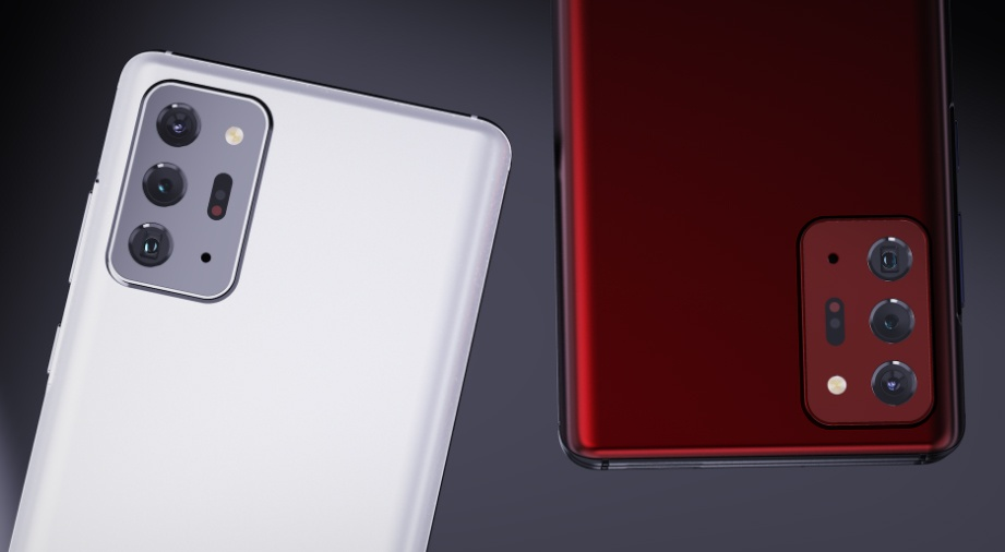 Το Galaxy S21 / S30 Ultra concept υποδεικνύει τη νέα τεχνολογία κάμερας της Samsung 1
