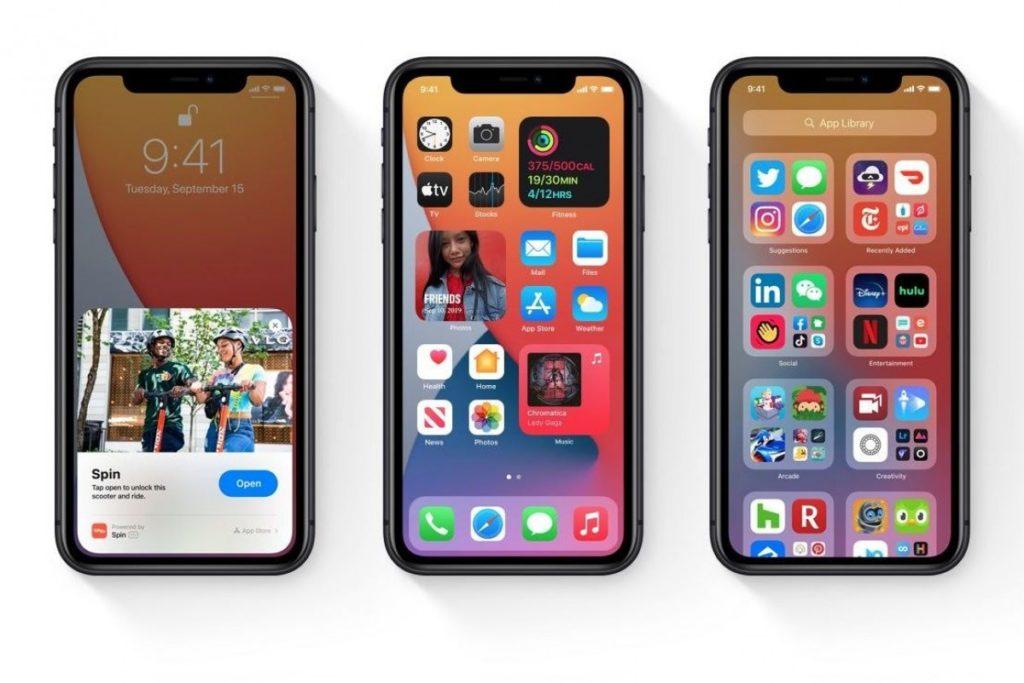 Έχει δρομολογηθεί από την Apple να κυκλοφορήσει τα iOS 14, iPadOS 14, watchOS 7 και tvOS 14 στις 16 Σεπτεμβρίου 1