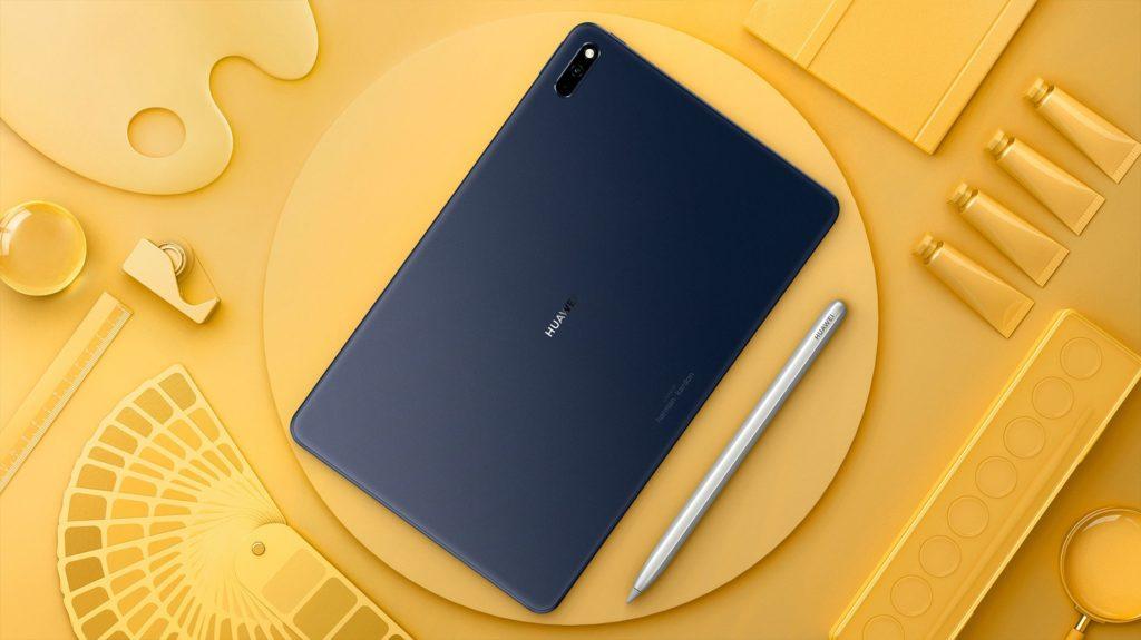 Με ενσωματωμένο το SoC Kirin 820 παρουσιάστηκε το Huawei MatePad 5G 3