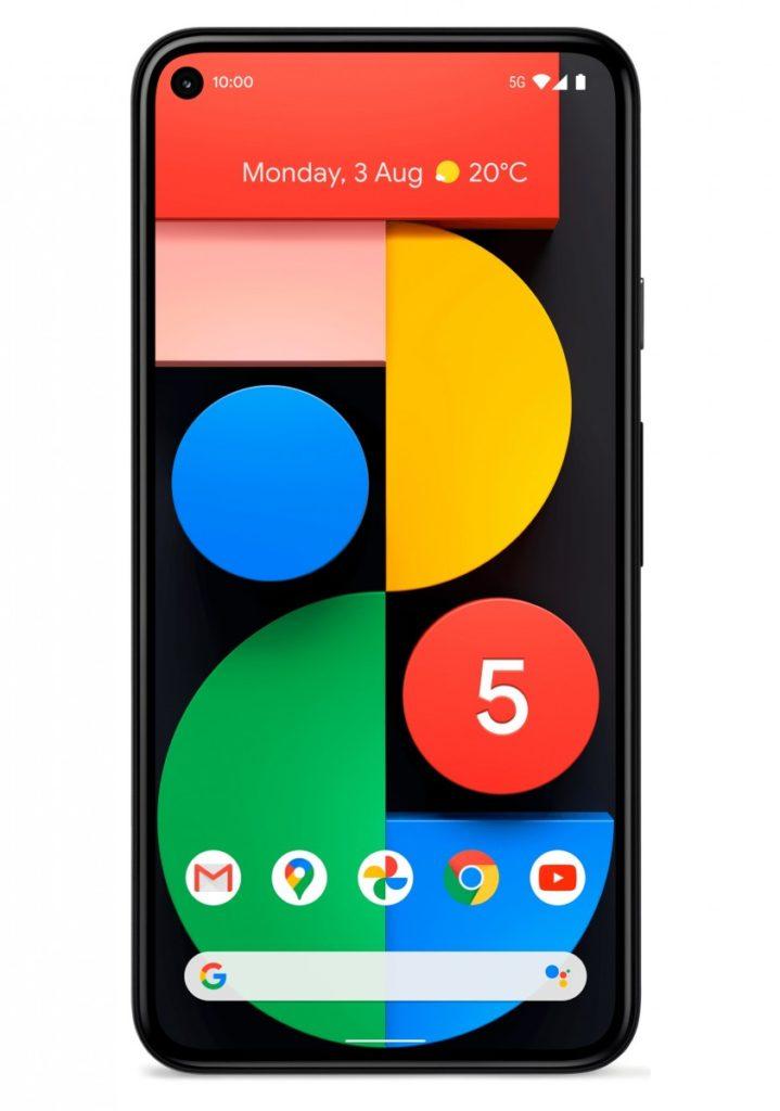 Επίσημο πλέον λανσάρισμα των νέων Google  Pixel 5 και 4a 5G 1