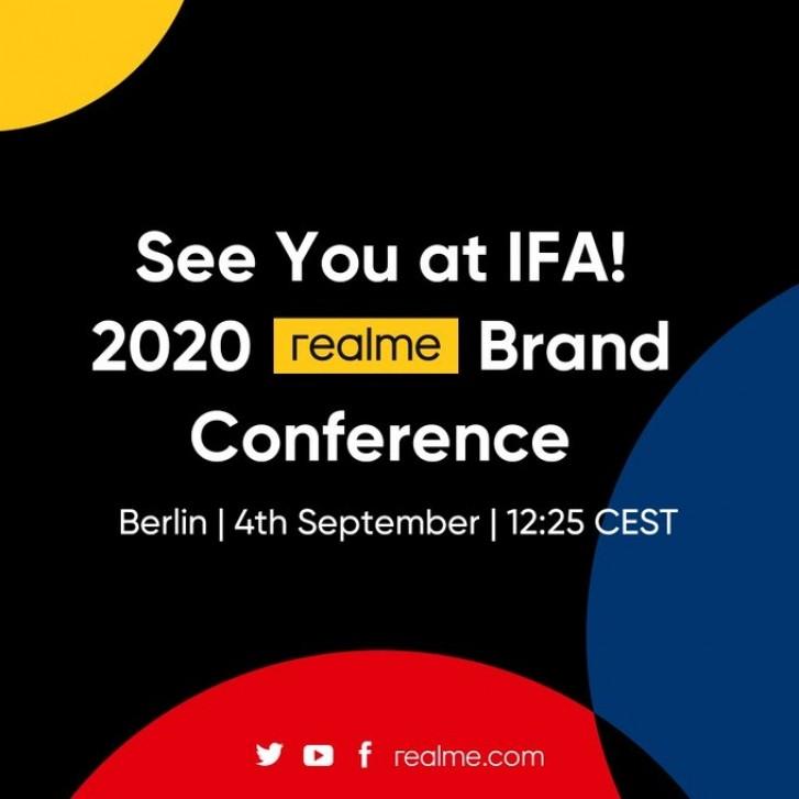 Πρώτη φορά θα εμφανιστεί επίσημα η Realme στην IFA και θα αποκαλύψει την όλη στρατηγική τους 1