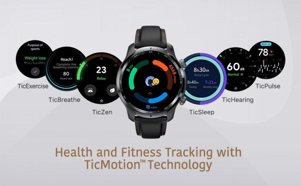 Η Mobvoi ανακοινώνει το TicWatch Pro 3 GPS με την πλατφόρμα Qualcomm Snapdragon Wear 4100 2