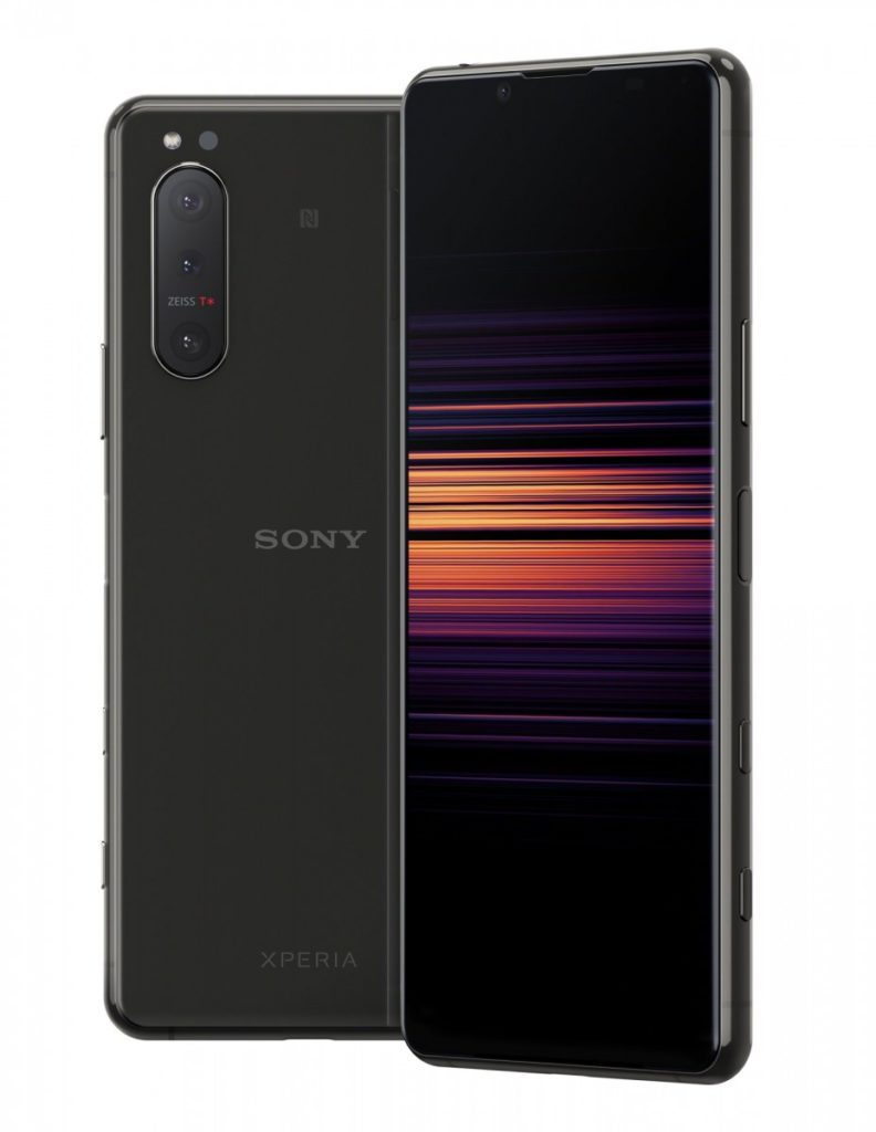"""Παρών το νέο Sony Xperia 5 II με οθόνη OLED 6.1 """" 120Hz 3"""