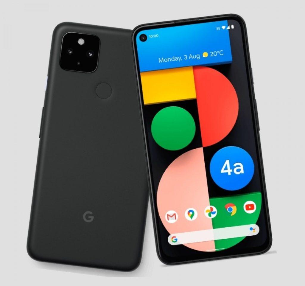 Επίσημο πλέον λανσάρισμα των νέων Google  Pixel 5 και 4a 5G 3