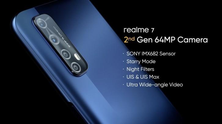 Realme 7 και 7 Pro: Εδώ και επισήμως με βελτιωμένες κάμερες και γρηγορότερους χρόνους φόρτισης 4