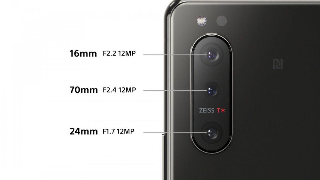 """Παρών το νέο Sony Xperia 5 II με οθόνη OLED 6.1 """" 120Hz 5"""