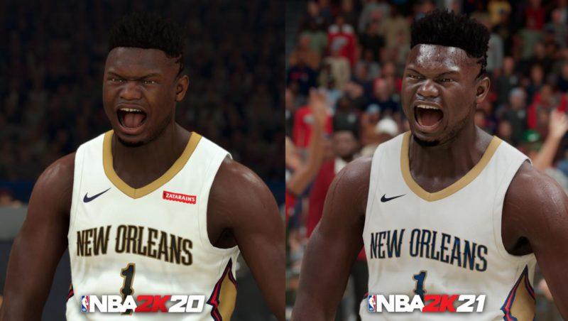 Πιο ρεαλιστικό από ποτέ το επόμενο NBA 2K21 1